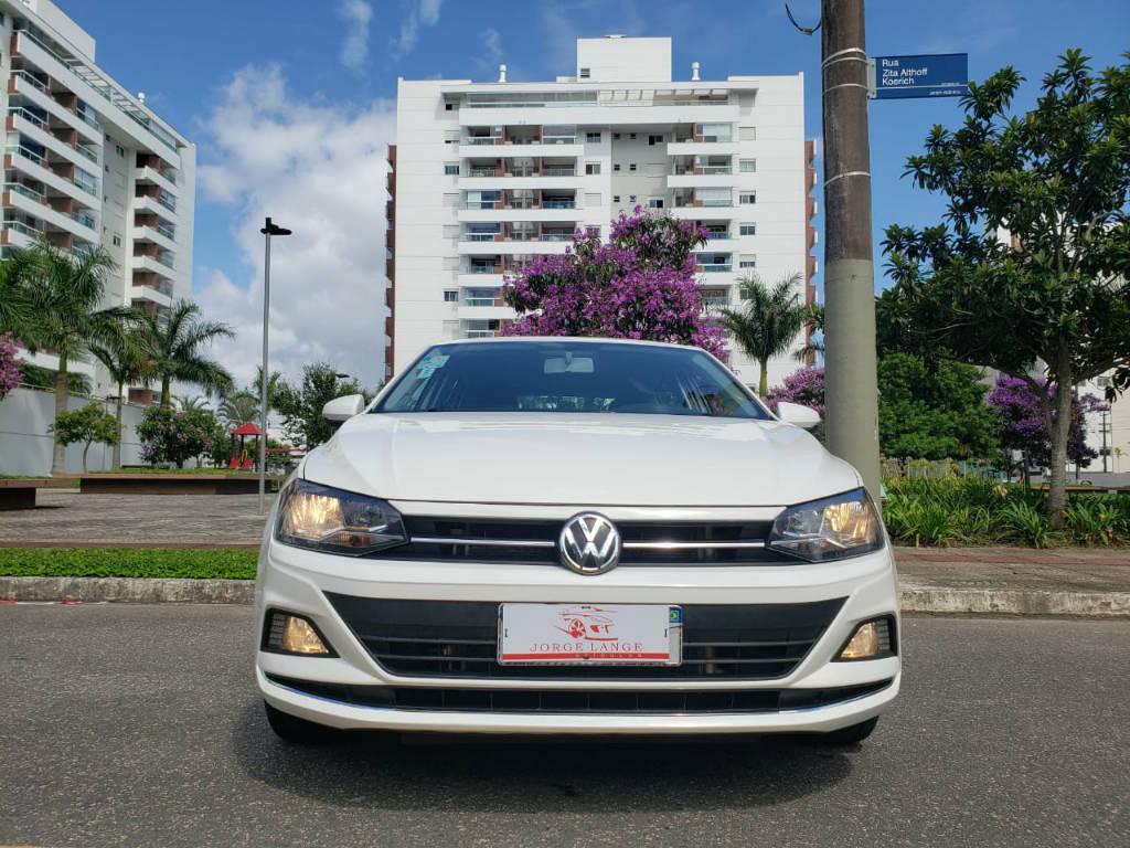 Foto numero 2 do veiculo Volkswagen Polo HIGHLINE 1.0 TSI - Branca - 2017/2018