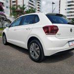 Foto numero 4 do veiculo Volkswagen Polo HIGHLINE 1.0 TSI - Branca - 2017/2018
