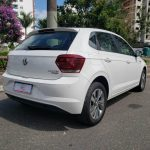 Foto numero 5 do veiculo Volkswagen Polo HIGHLINE 1.0 TSI - Branca - 2017/2018