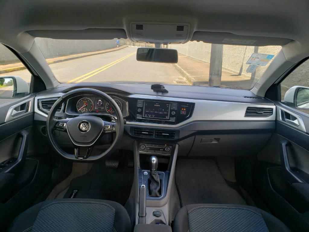 Foto numero 7 do veiculo Volkswagen Polo HIGHLINE 1.0 TSI - Branca - 2017/2018