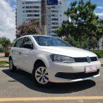 Foto numero 0 do veiculo Volkswagen Gol GOL CITY MB - Branca - 2014/2015