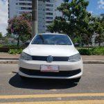 Foto numero 2 do veiculo Volkswagen Gol GOL CITY MB - Branca - 2014/2015