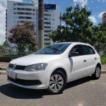 Foto numero 3 do veiculo Volkswagen Gol GOL CITY MB - Branca - 2014/2015