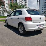 Foto numero 4 do veiculo Volkswagen Gol GOL CITY MB - Branca - 2014/2015