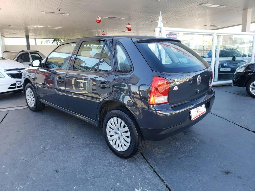 Foto numero 3 do veiculo Volkswagen Gol GOL 1.0 GIV - Cinza - 2009/2010