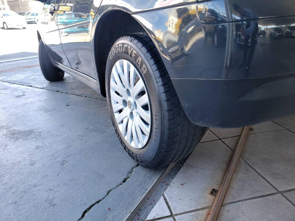 Foto numero 7 do veiculo Volkswagen Gol GOL 1.0 GIV - Cinza - 2009/2010