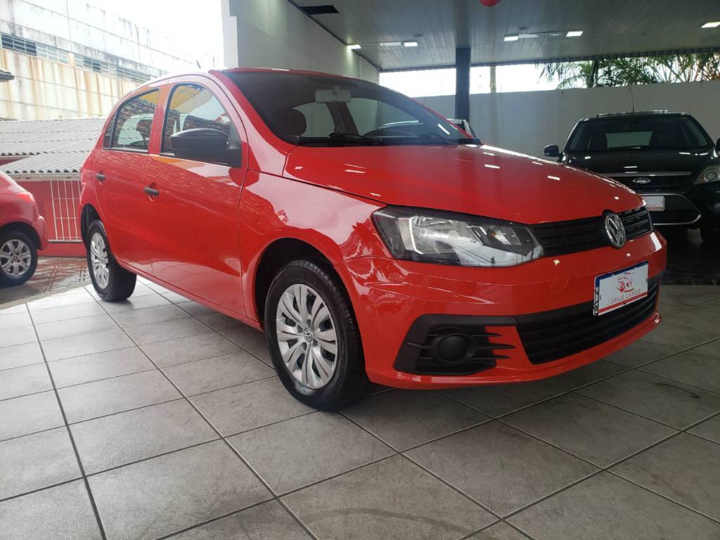 Foto numero 0 do veiculo Volkswagen Gol TL MBV - Vermelha - 2018/2018