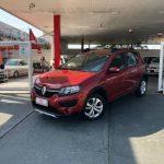 Foto numero 3 do veiculo Renault Sandero STEPWAY 1.6 - Vermelha - 2014/2015