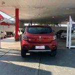 Foto numero 5 do veiculo Renault Sandero STEPWAY 1.6 - Vermelha - 2014/2015