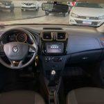Foto numero 7 do veiculo Renault Sandero STEPWAY 1.6 - Vermelha - 2014/2015