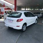Foto numero 5 do veiculo Peugeot 207 207 HB XR - Branca - 2011/2012