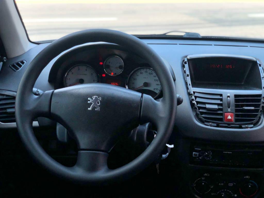 Foto numero 7 do veiculo Peugeot 207 207 HB XR - Branca - 2011/2012