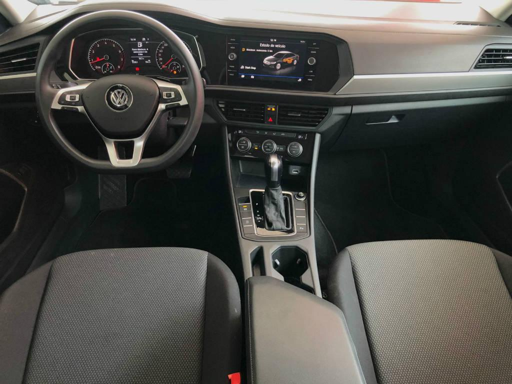 Foto numero 8 do veiculo Volkswagen Jetta 250TSI - Branca - 2018/2019