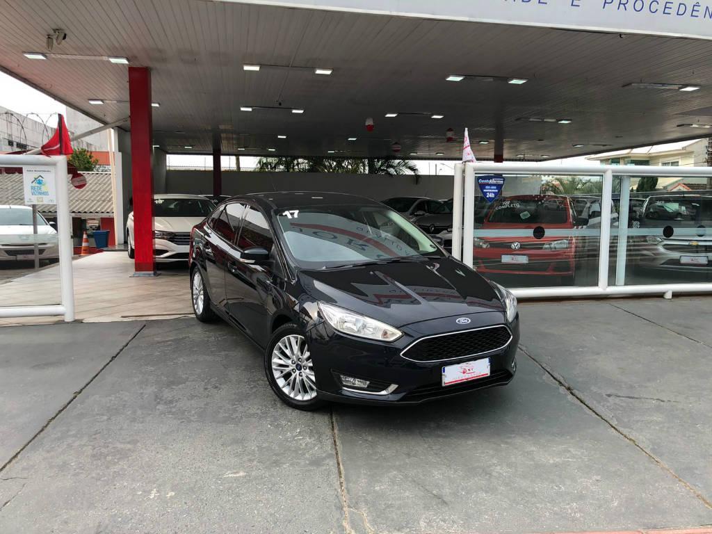 Foto numero 0 do veiculo Ford Focus FOCUS SE AT 2.0SC - Preta - 2017/2017